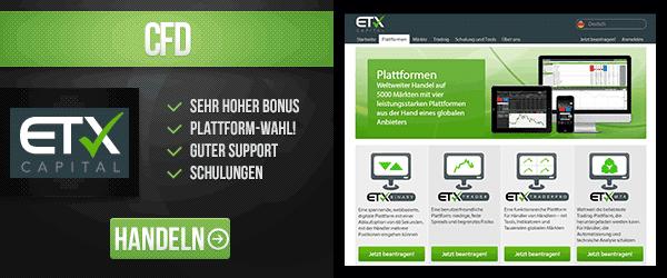 ETX Capital CFDs
